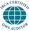 IRCA Certified QMS Auditor